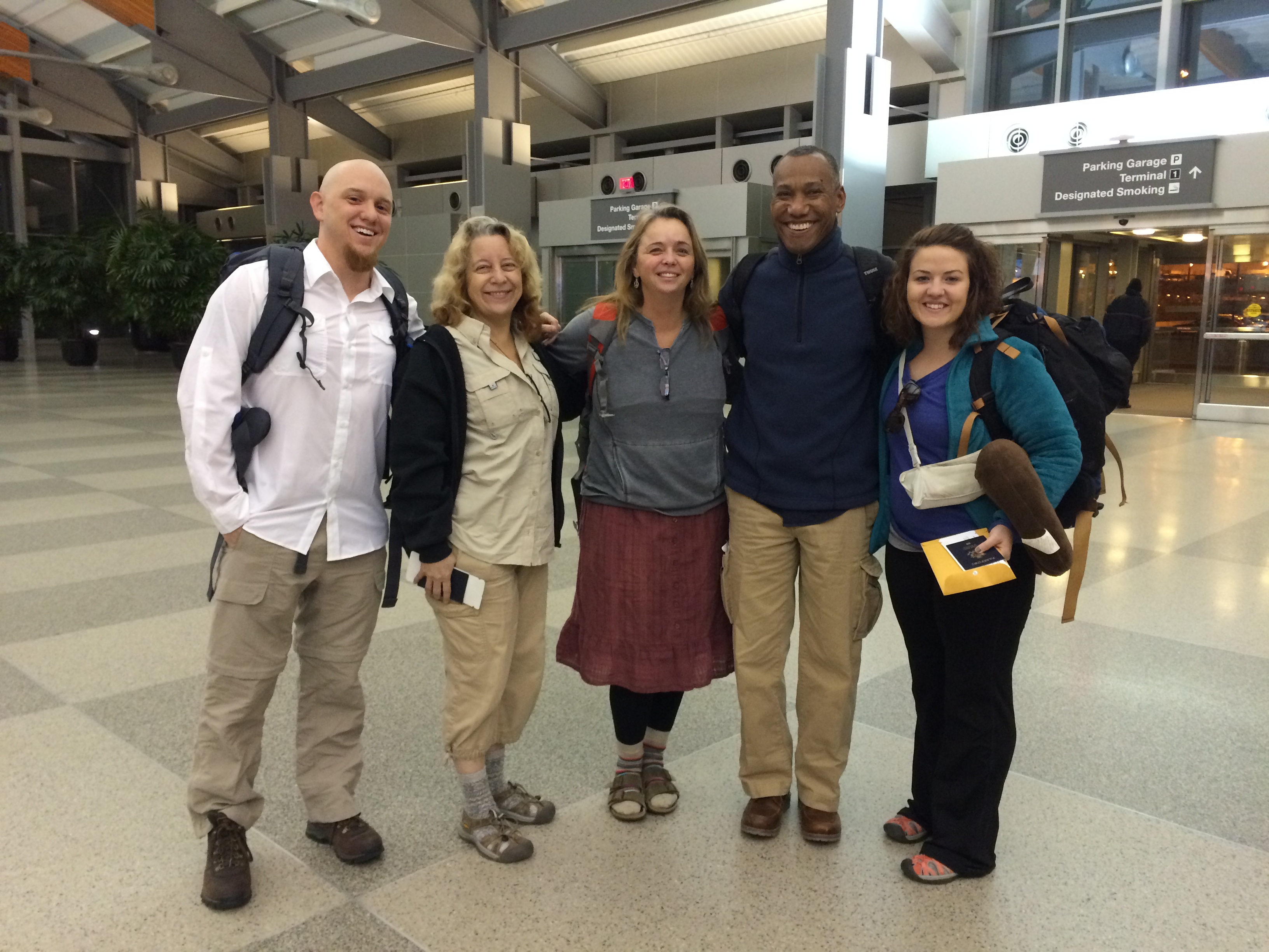 Hope for Haiti January Medical Team