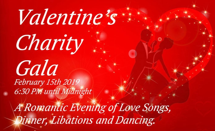 Join us for a Valentine's Day Gala!